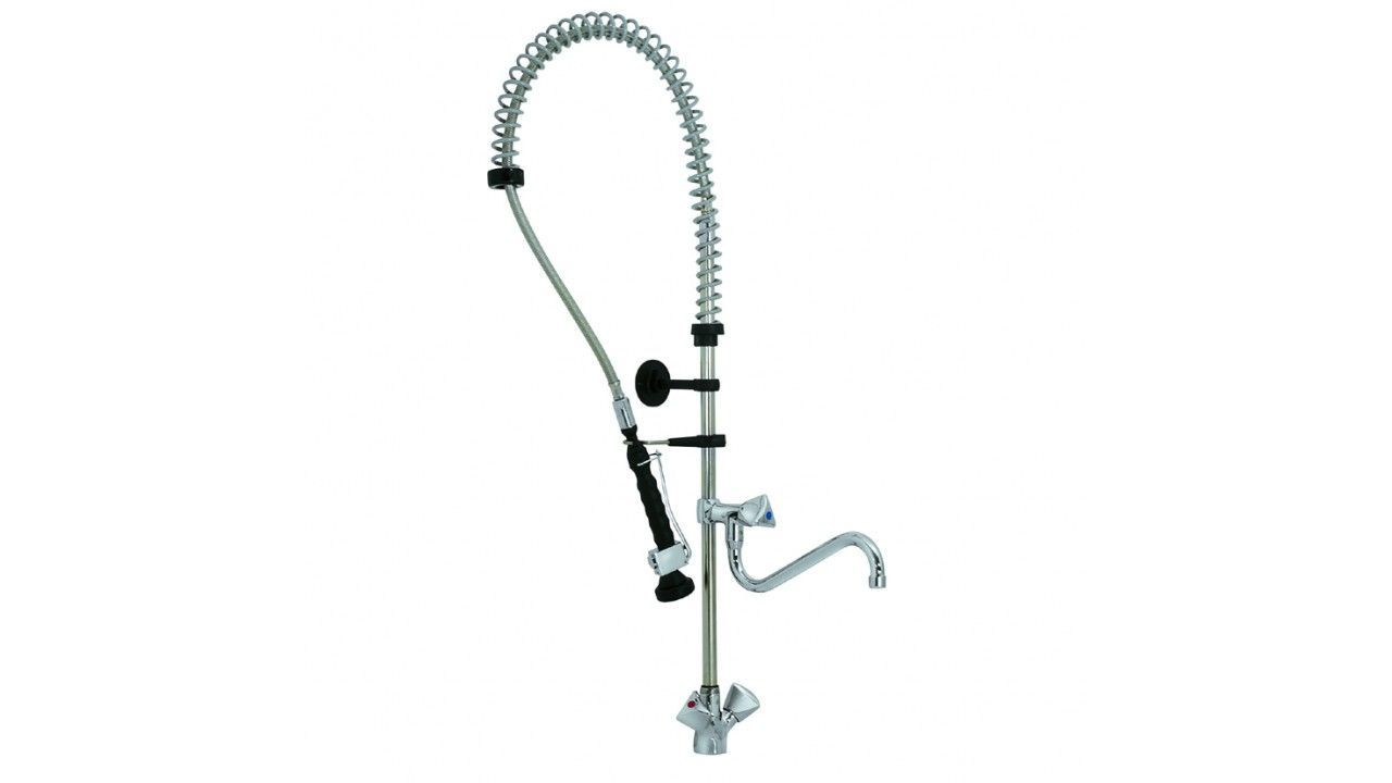 Combisteel Pre Rinse Spray With Faucet Tap - 7212.0030